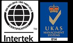 ISO 9001 14001 2015 LOGOA
